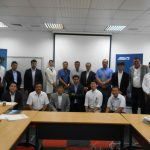 جلسه هماهنگی و بازدید از سایت هیتاچی سومیتومو در دبی